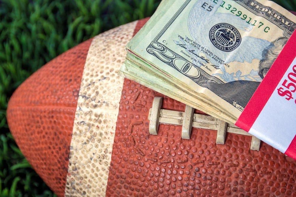 Football Geld