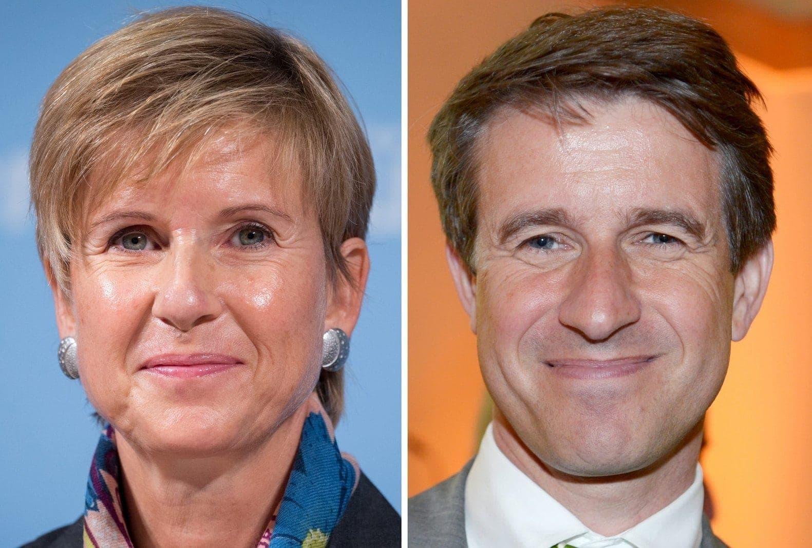 BMW-Großaktionäre Susanne Klatten und Stefan Quandt