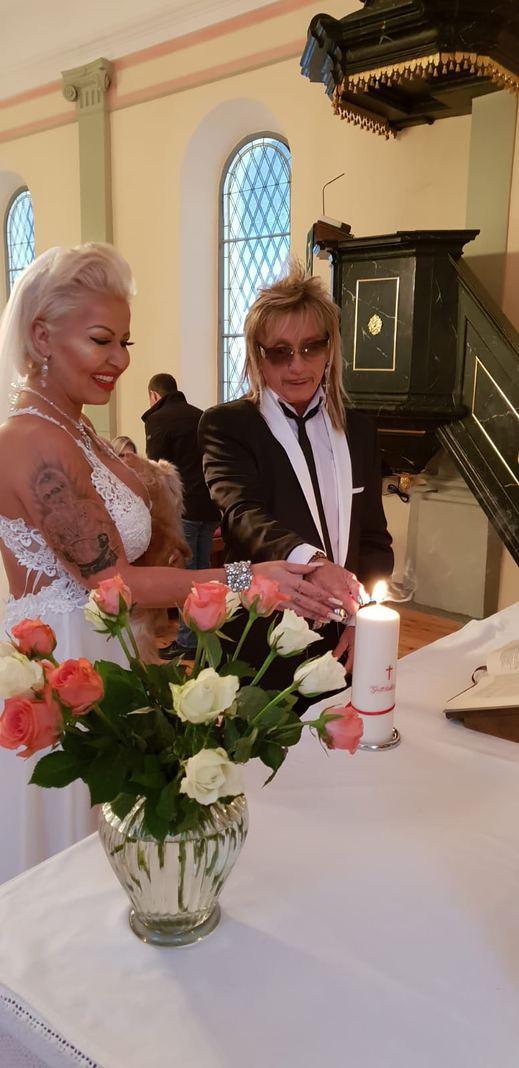 Bert Wollersheim Ginger Costello Hochzeit