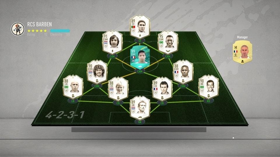 FIFA-Team Nasri