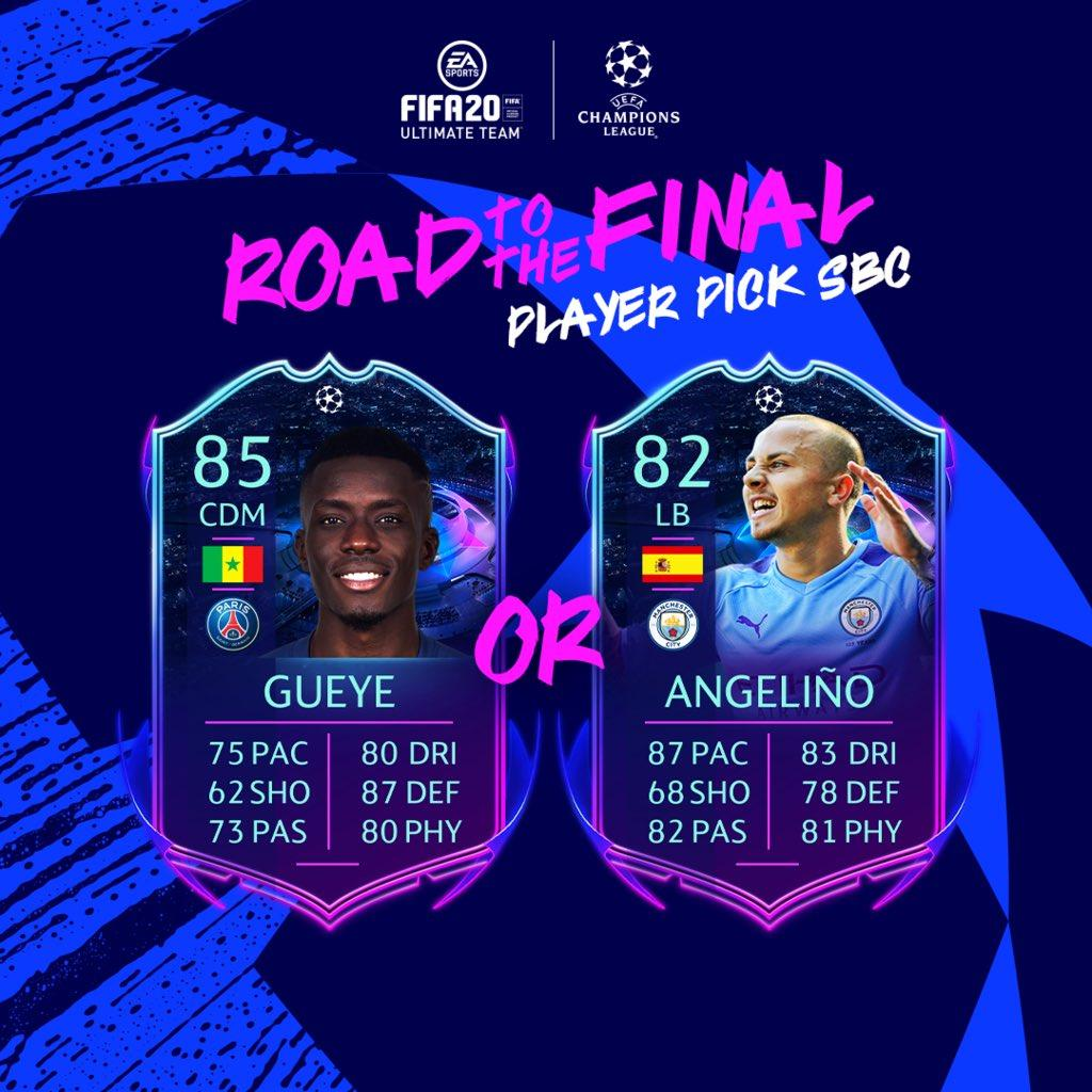 Idrissa Gueye Angelino RTTF