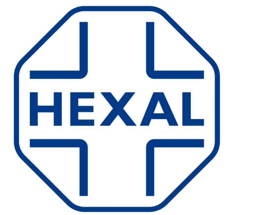 Hexal Logo