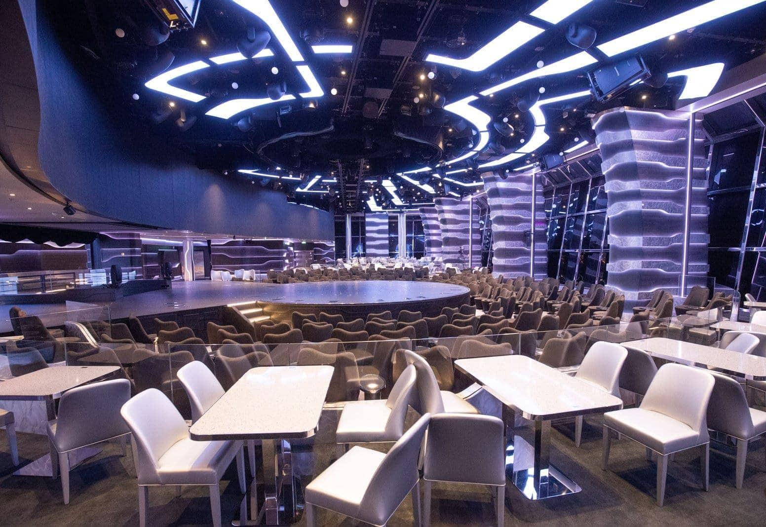 Carousel Lounge MSC Grandiosa