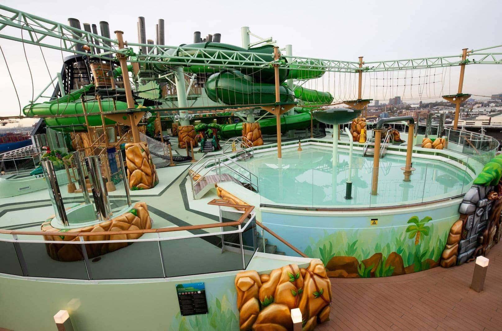 Aquapark MSC Grandiosa