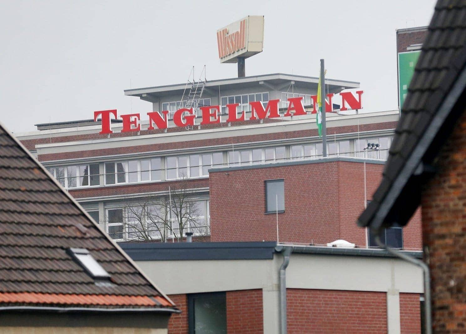 Tengelmann-Zentrale in Mülheim an der Ruhr