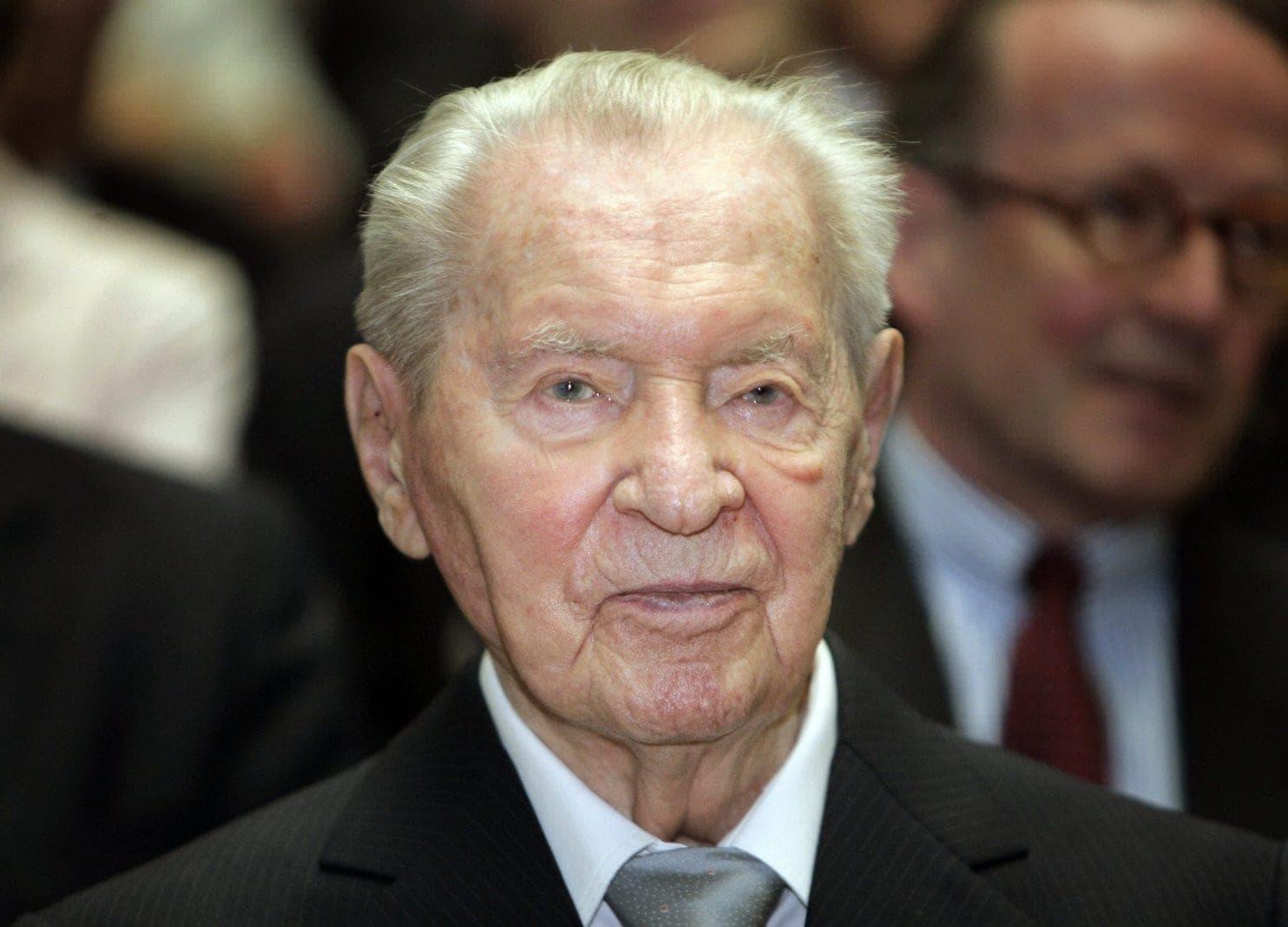 Versandhausgründer Werner Otto