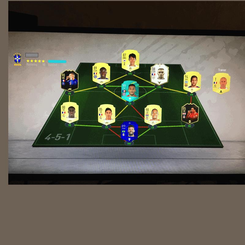 FIFA-Team Tolisso