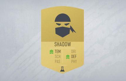 shadow fifa 20 ultimate team