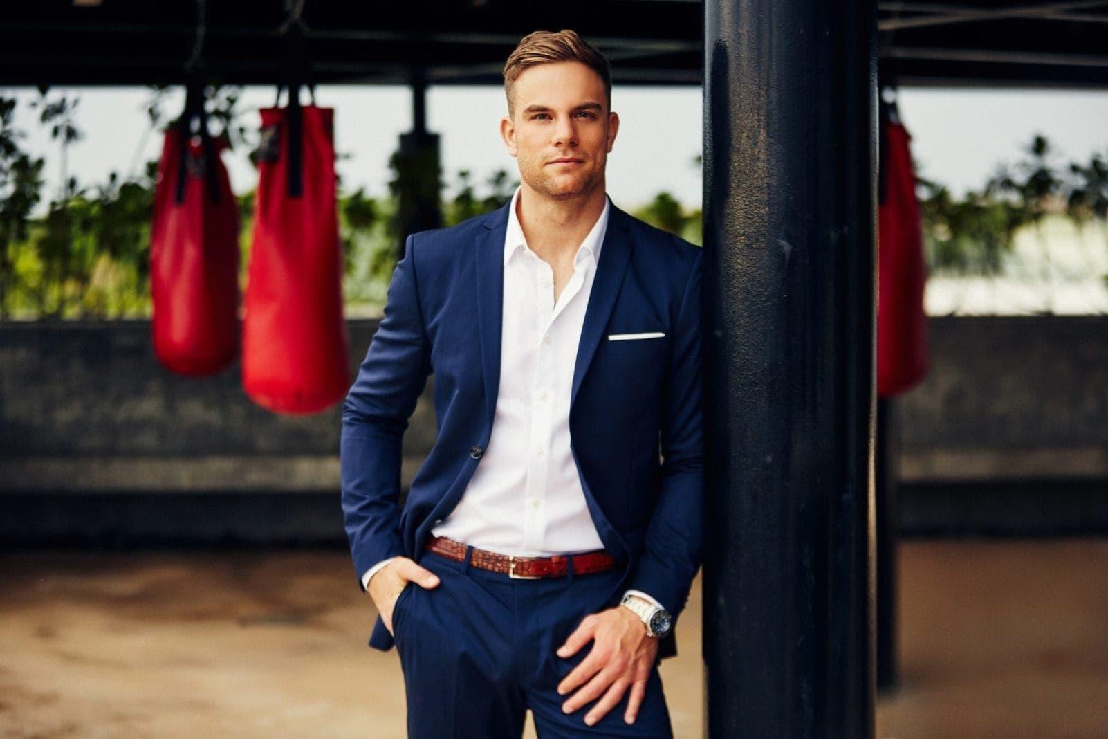 Der Bachelor Sebastian Preuss
