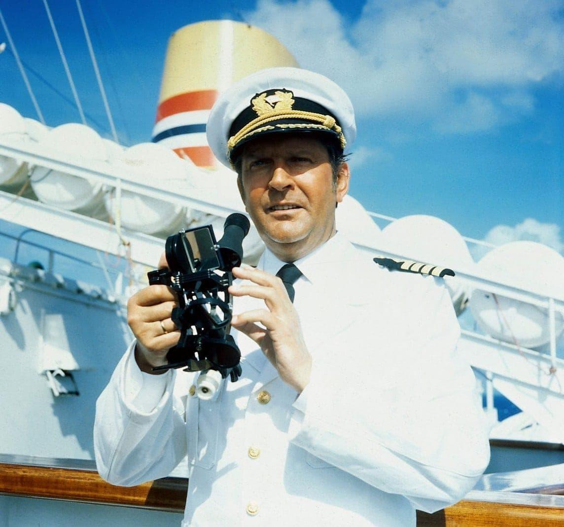 Das Traumschiff Günter König