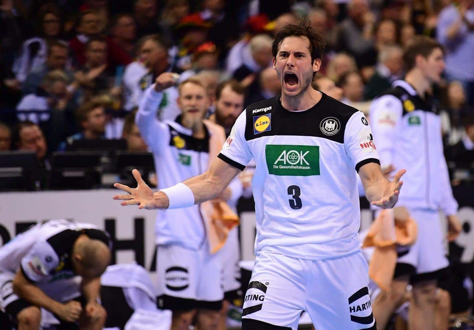 Handball-EM 2020 Gensheimer