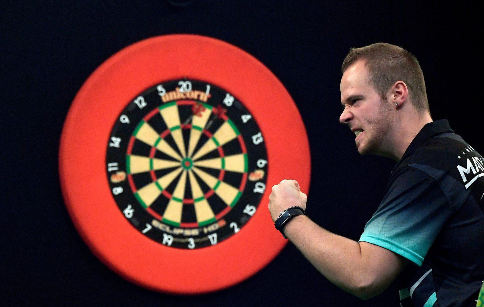 Darts Wm 2021 Turnierbaum