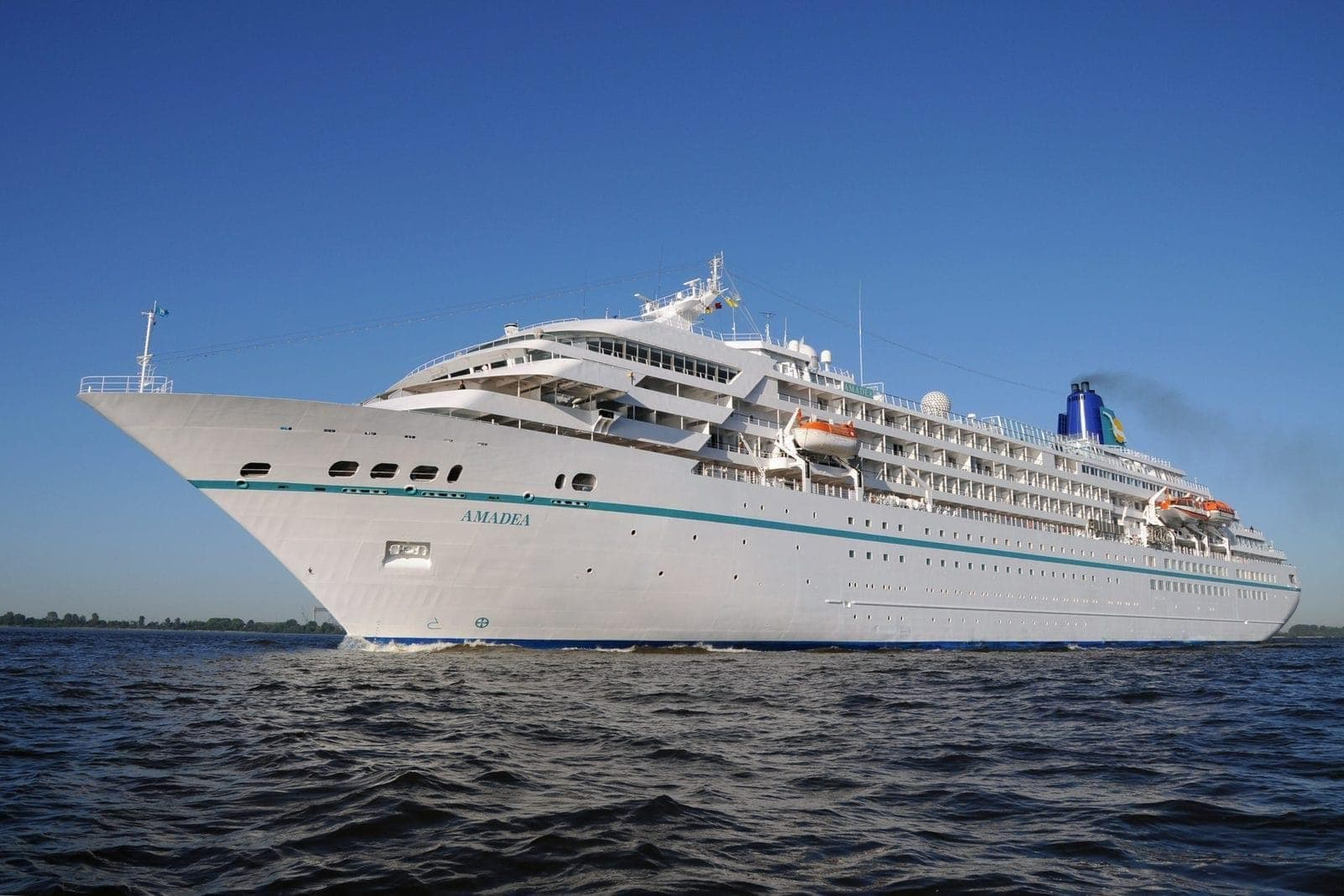 Traumschiff MS Amadea