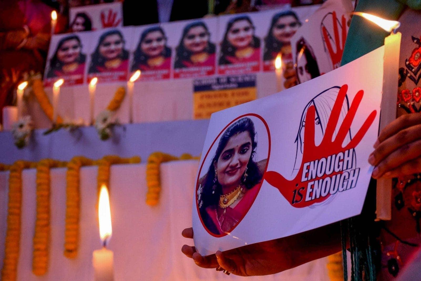 Vergewaltigung in Indien