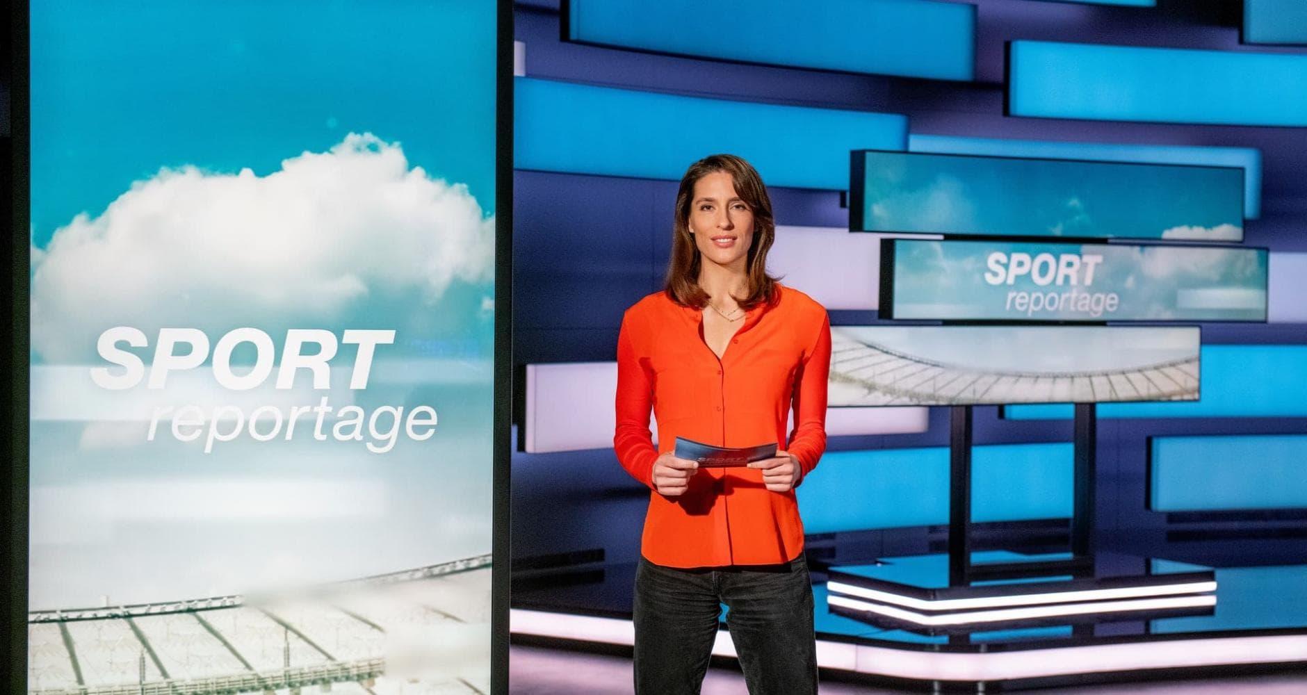 Andrea Petkovic Sportreportage ZDF