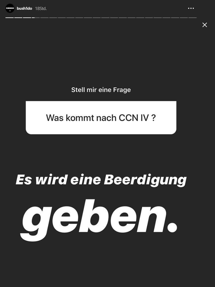 Bushido Instagram