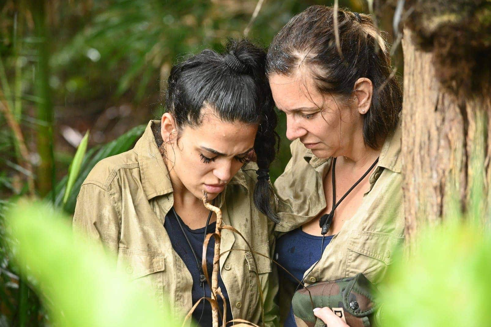 Dschungelcamp 2020 Tag 6 - Dschungelprüfung Verlies Navidad Elena Miras Danni Büchner