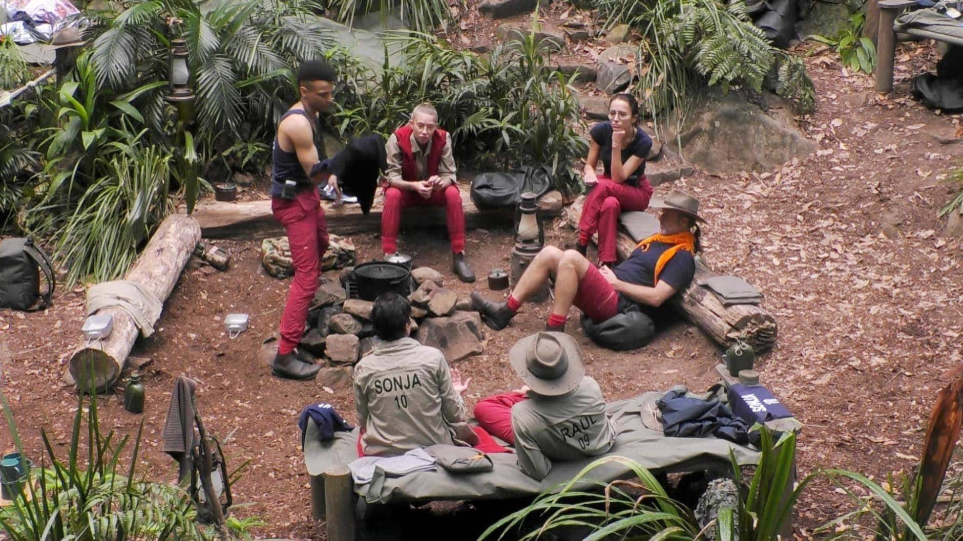 Dschungelcamp 2020 Tag 6