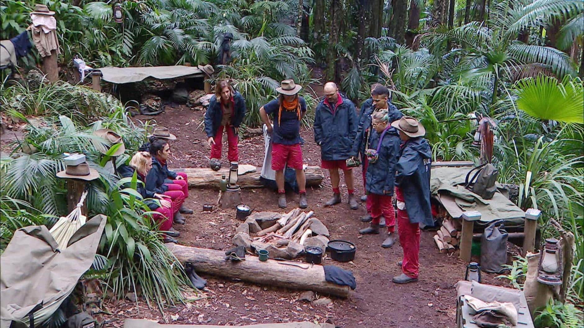 Dschungelcamp 2020 Tag 9