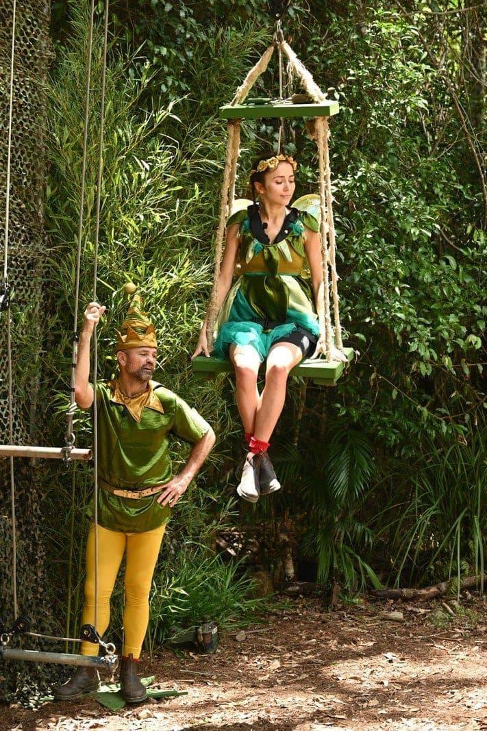 Dschungelcamp 2020 Tag 11 Dschungelprüfung Sven Ottke Raul Richter Anasztasiya Avilova Markus Reinecke