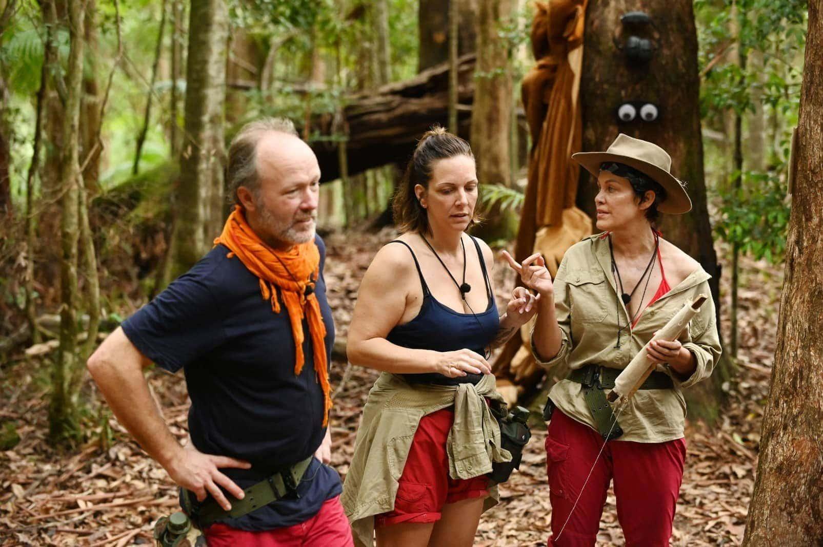 Dschungelcamp 2020 Tag 11 Schatzsuche Danni Büchner Sonja Kirchberger Markus Reinecke