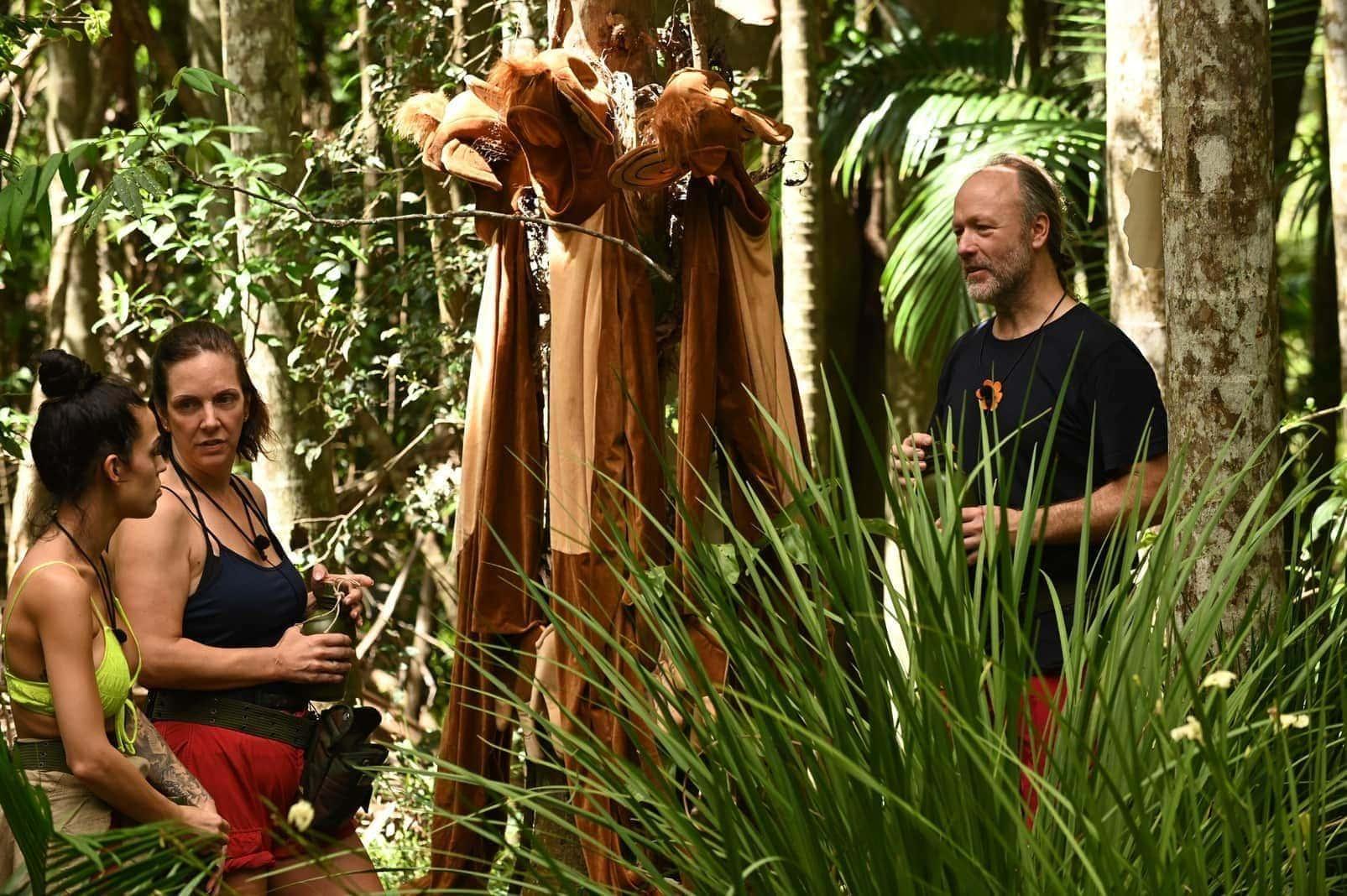Dschungelcamp 2020 Schatzsuche