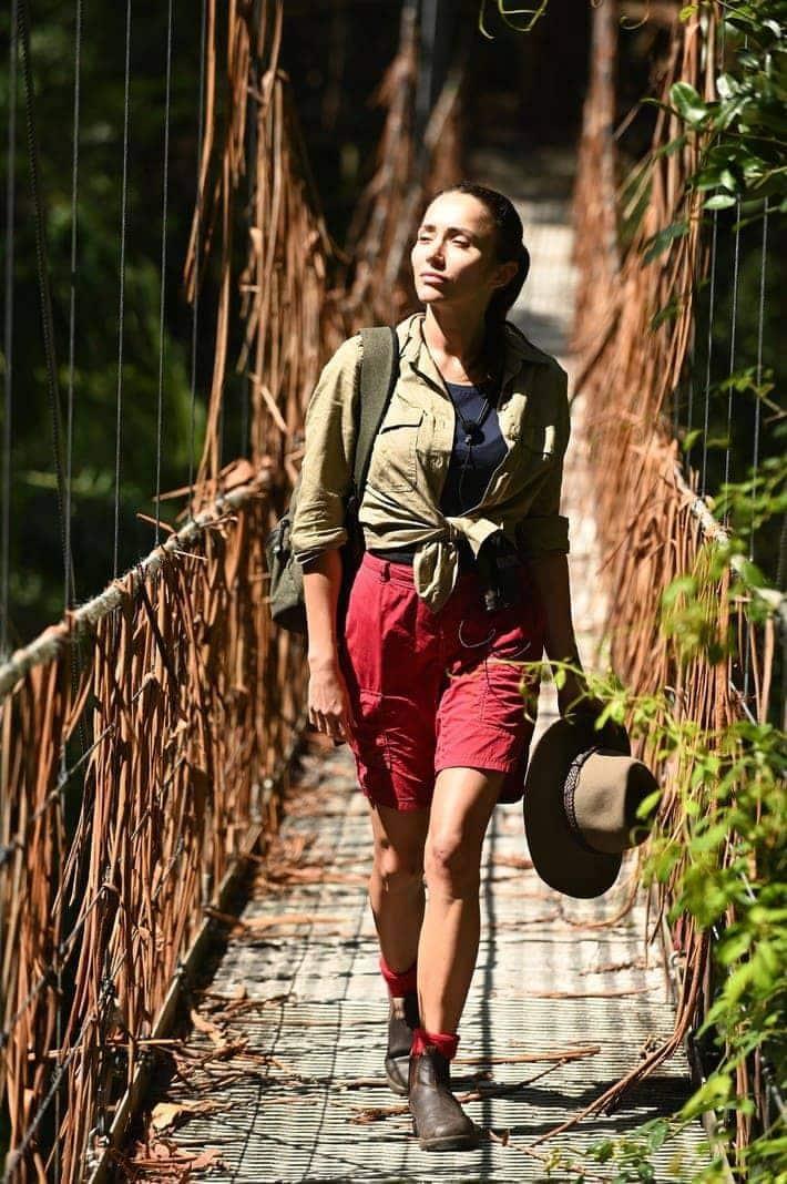 Anastasiya Avilova verlässt das Dschungelcamp