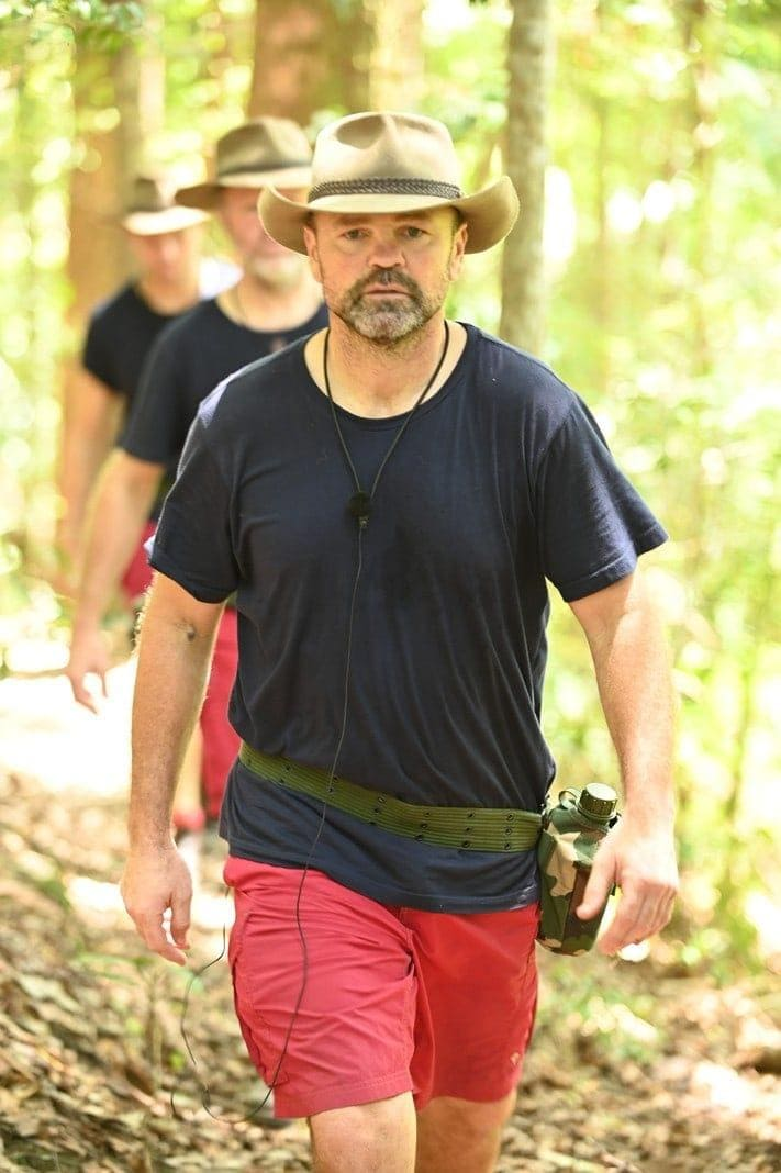 Dschungelprüfung Tag 13 Raul Sven Markus