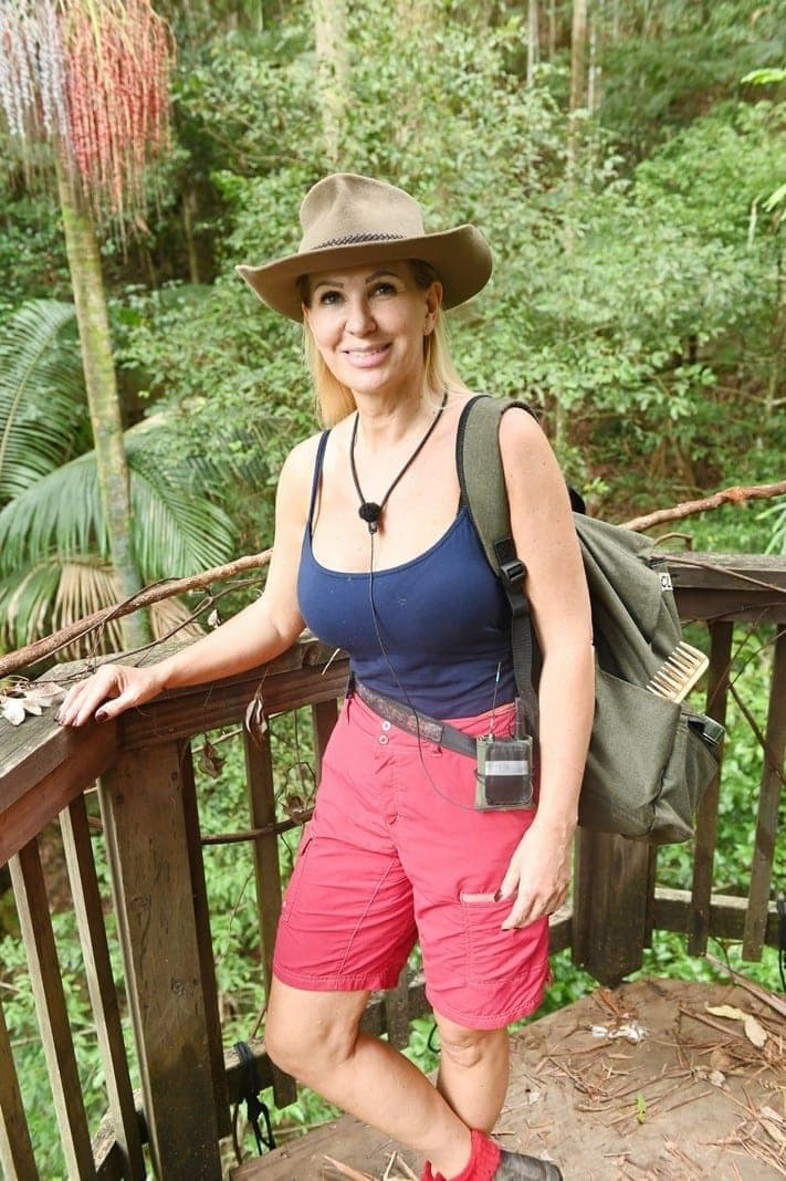 Claudia Norberg verlässt das Dschungelcamp
