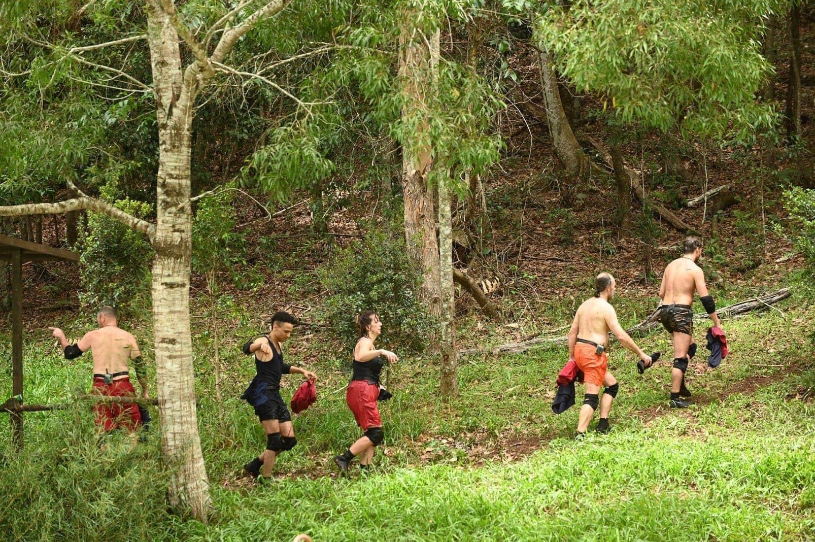 Dschungelcamp 2020 Tag 15 Dschungelprüfung