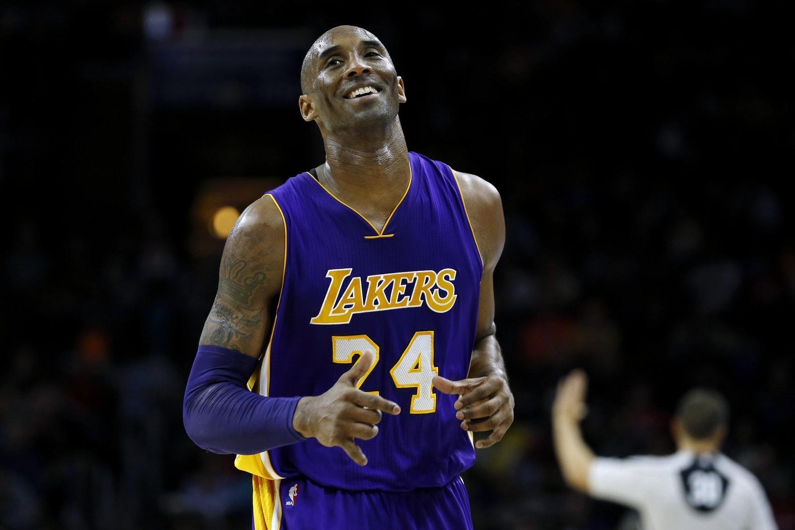 Kobe Bryant gestorben