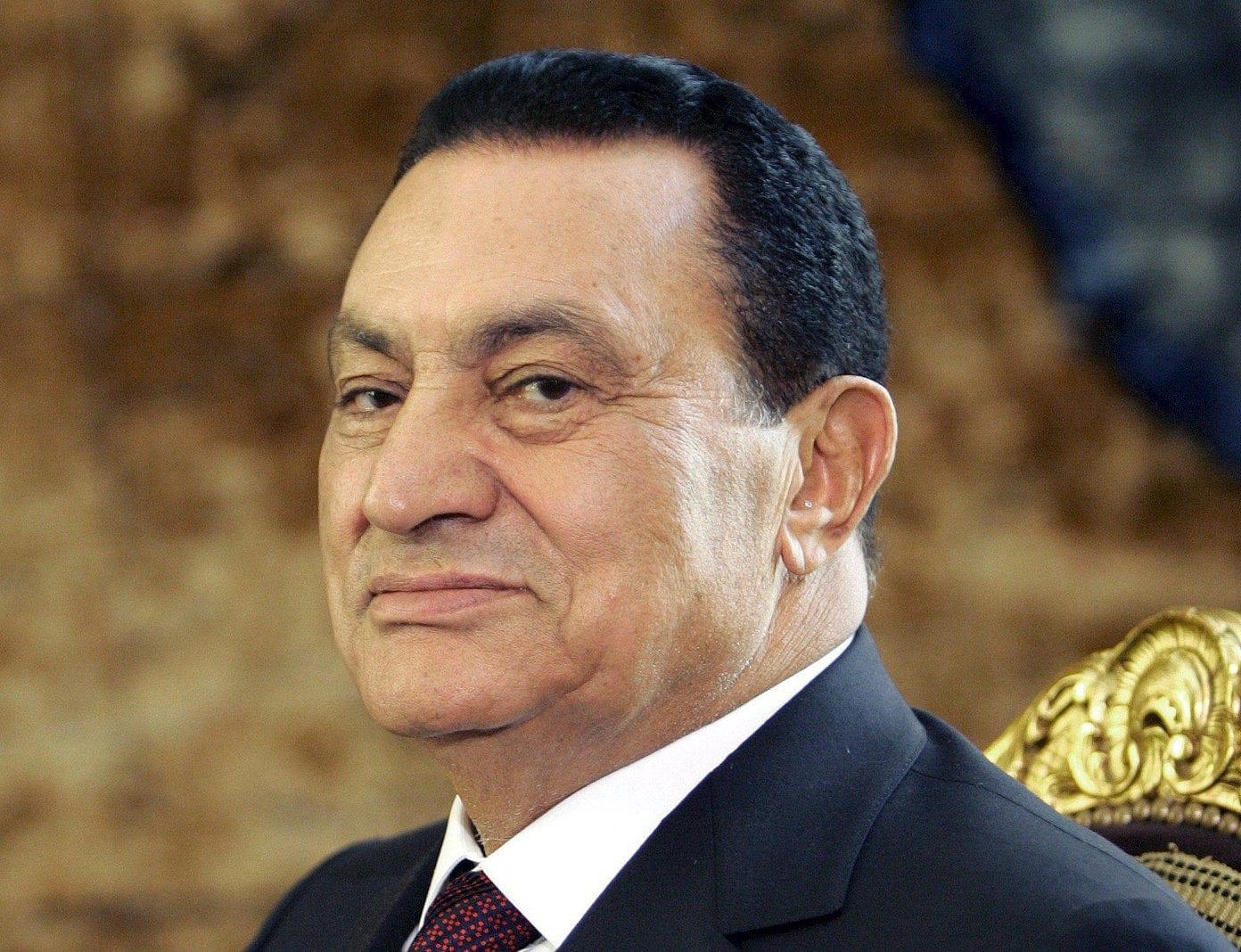 Ägyptens Ex-Machthaber Husni Mubarak gestorben