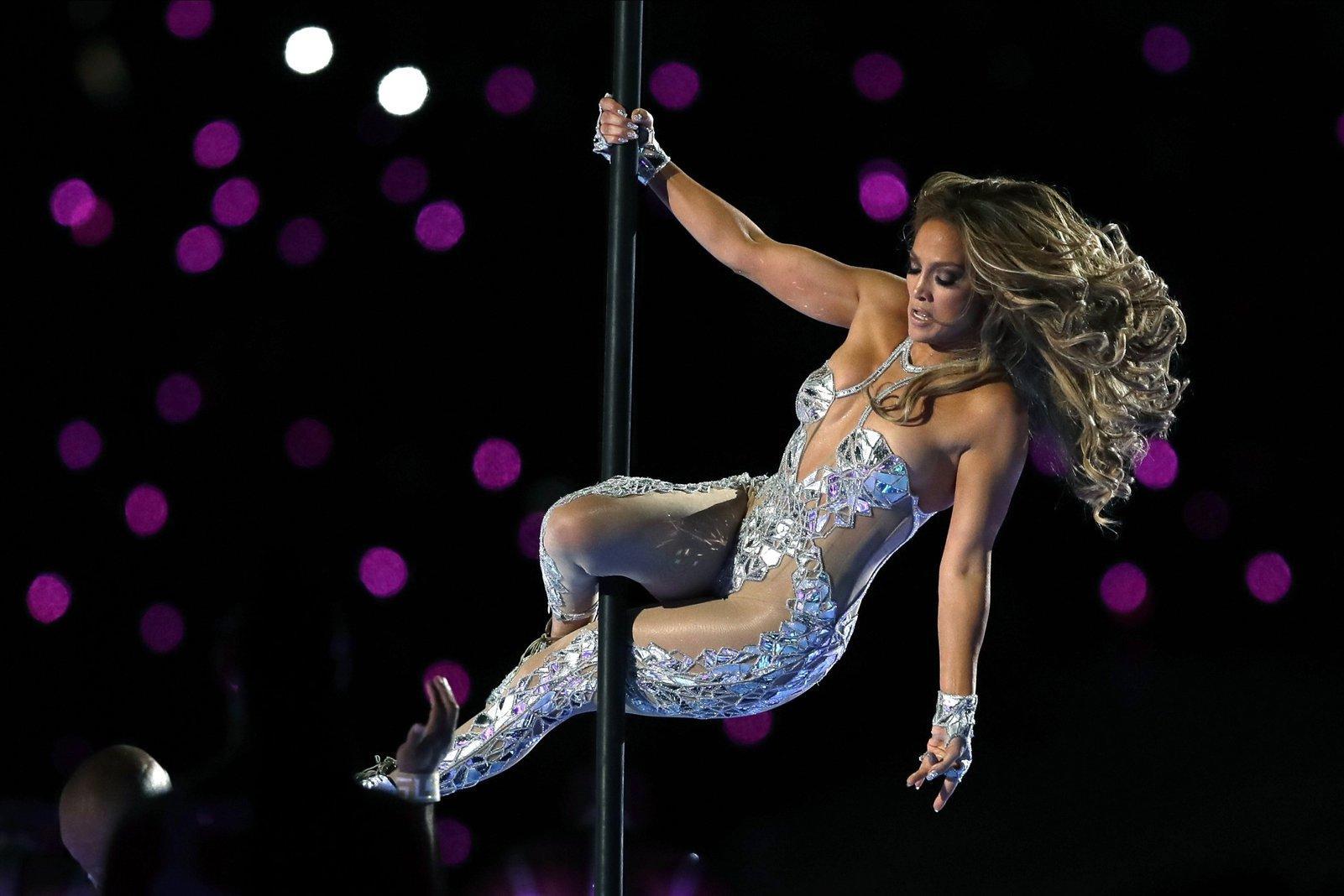 Super Bowl 2020 Halbzeitshow Shakira J.Lo