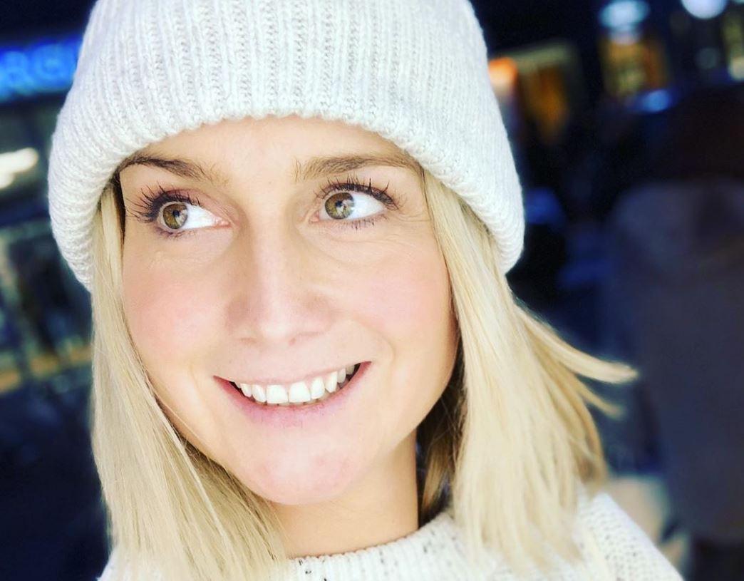 Susanna Ohlen So Hubsch Ist Die Rtl Moderatorin Auf Insta