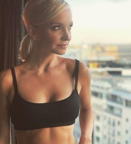 Janin Ullmann Nackt