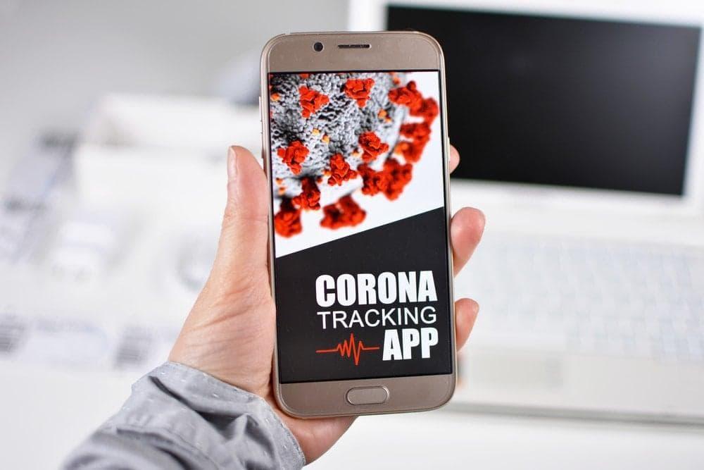 Corona App Bluetooth