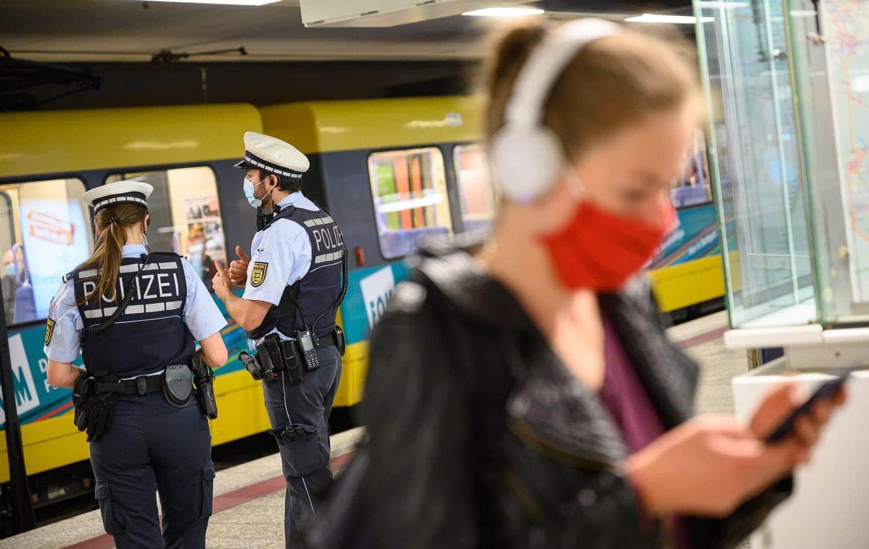 Maskenpflicht Strafe