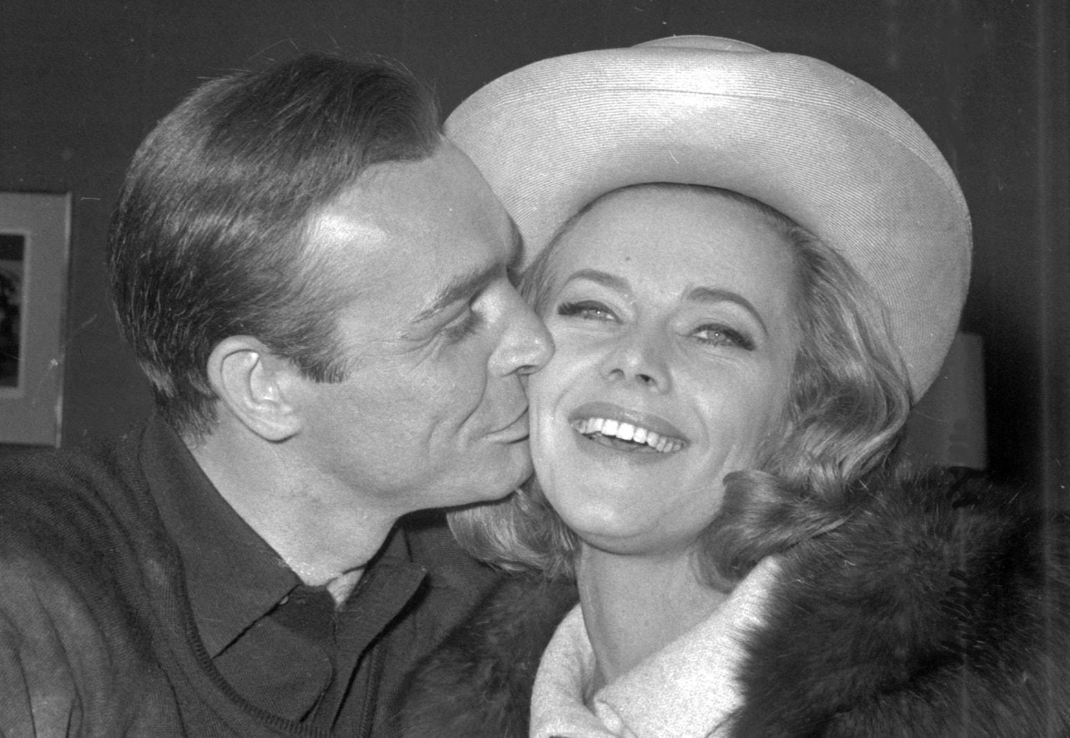 Honor Blackman Pussy Galore