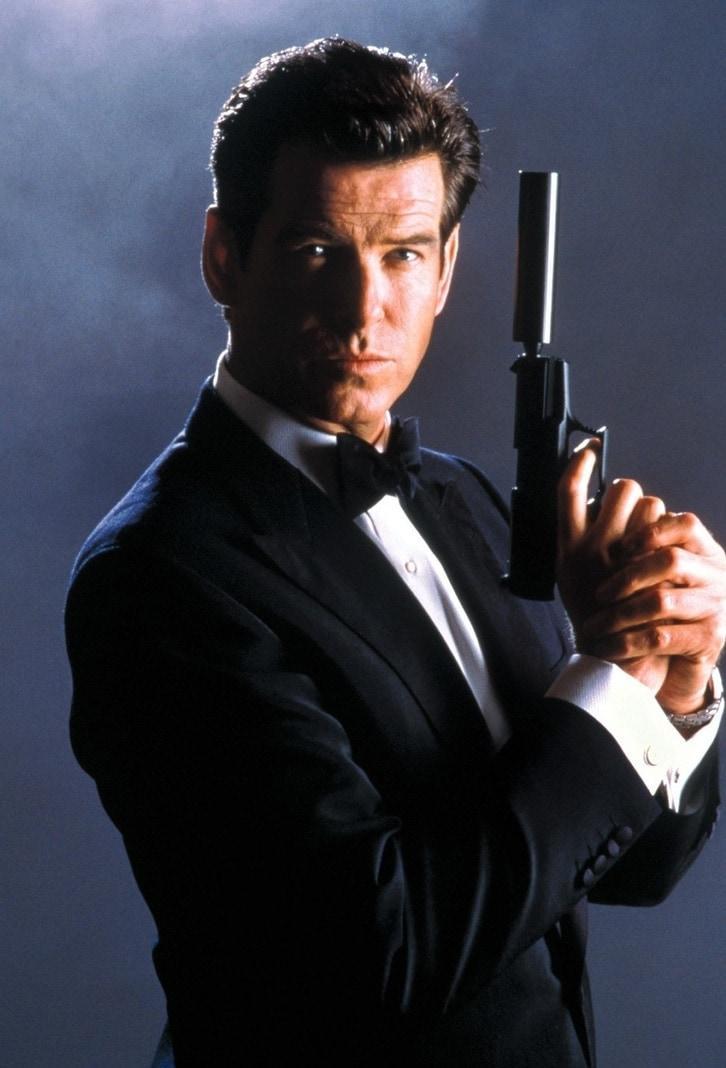 James Bond 007 Pierce Brosnan