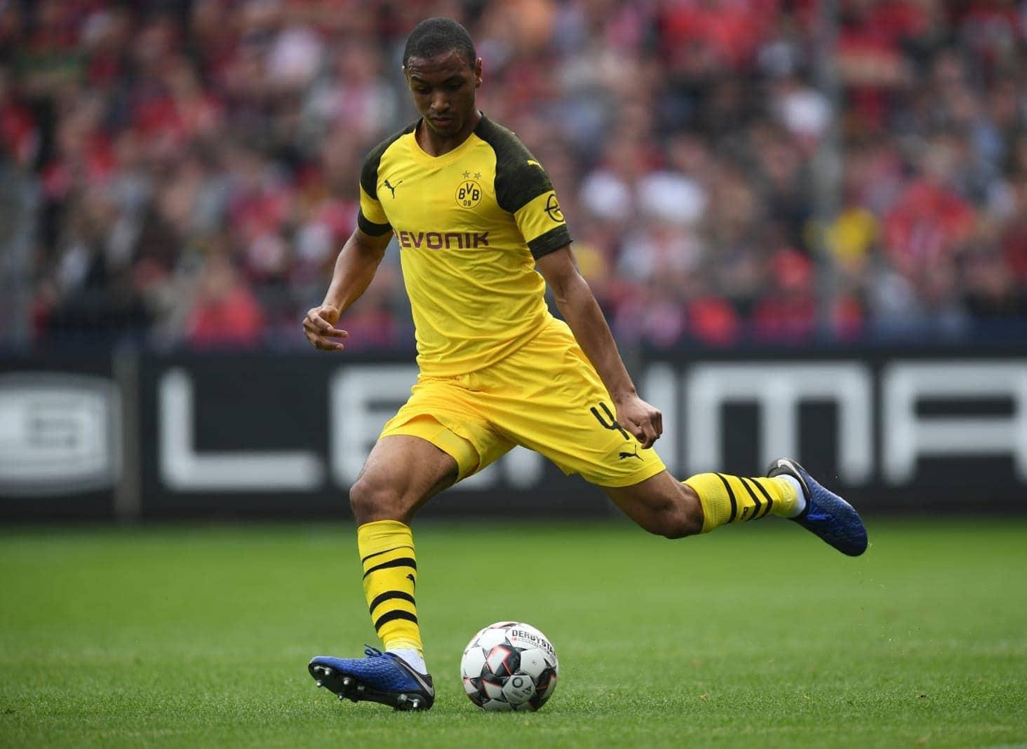 Abdou Diallo Borussia Dortmund Paris Saint-Germain