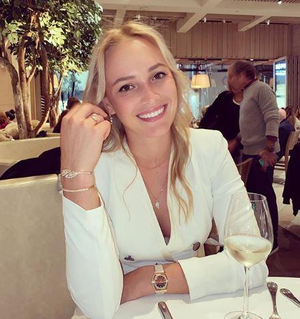 Donna Vekic für BS