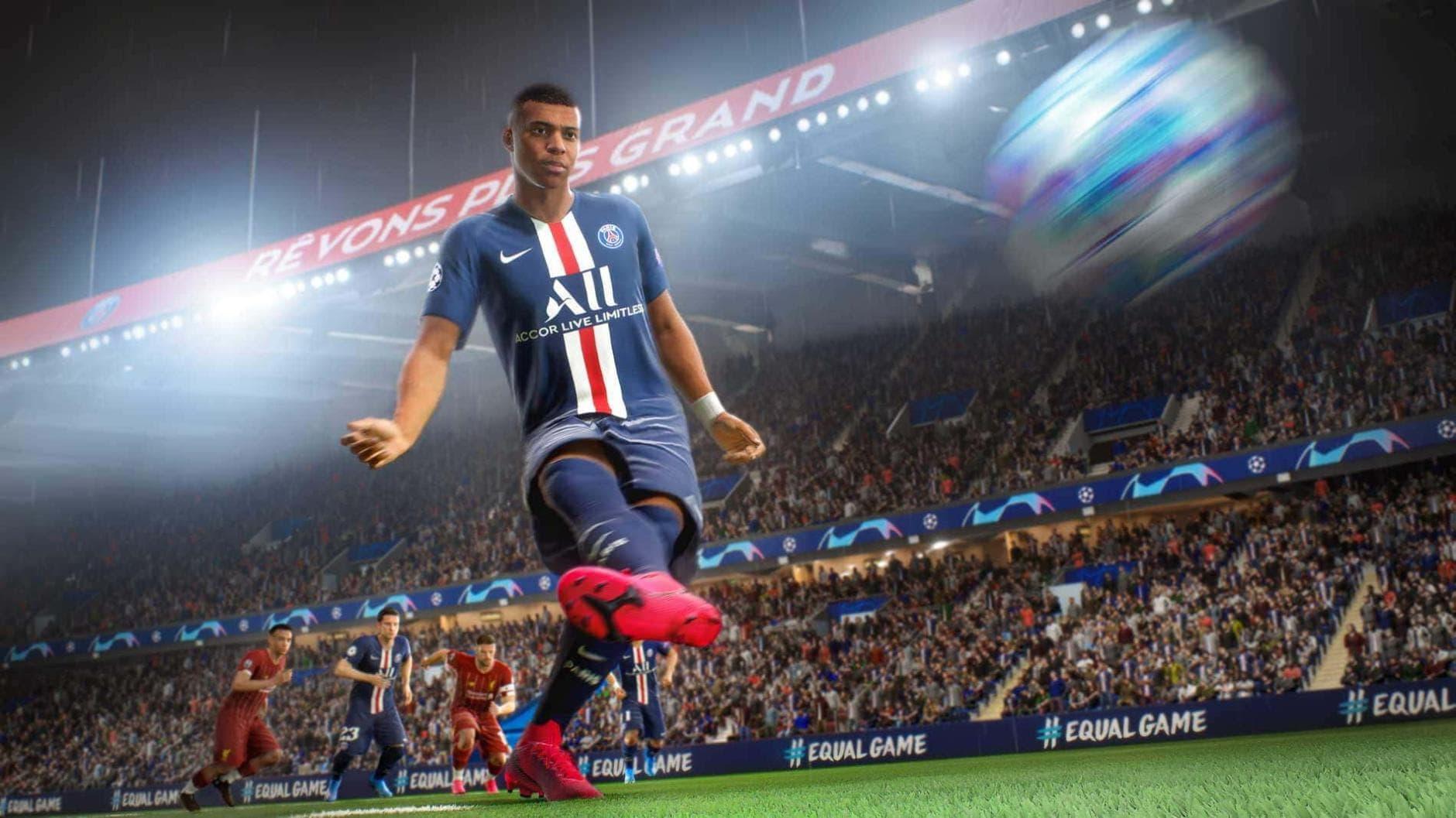 FIFA 21 Kylian Mbappe BS 2
