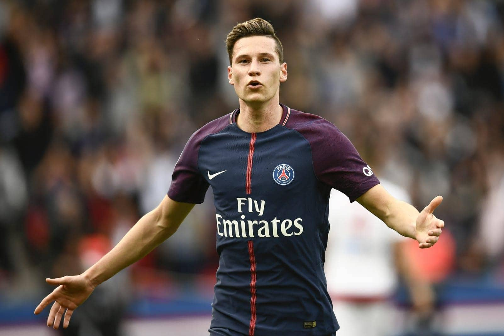 Julian Draxler FC Schalke 04 Paris Saint-Germain