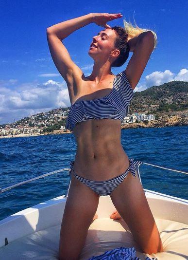 Nina Stojanovic für BS