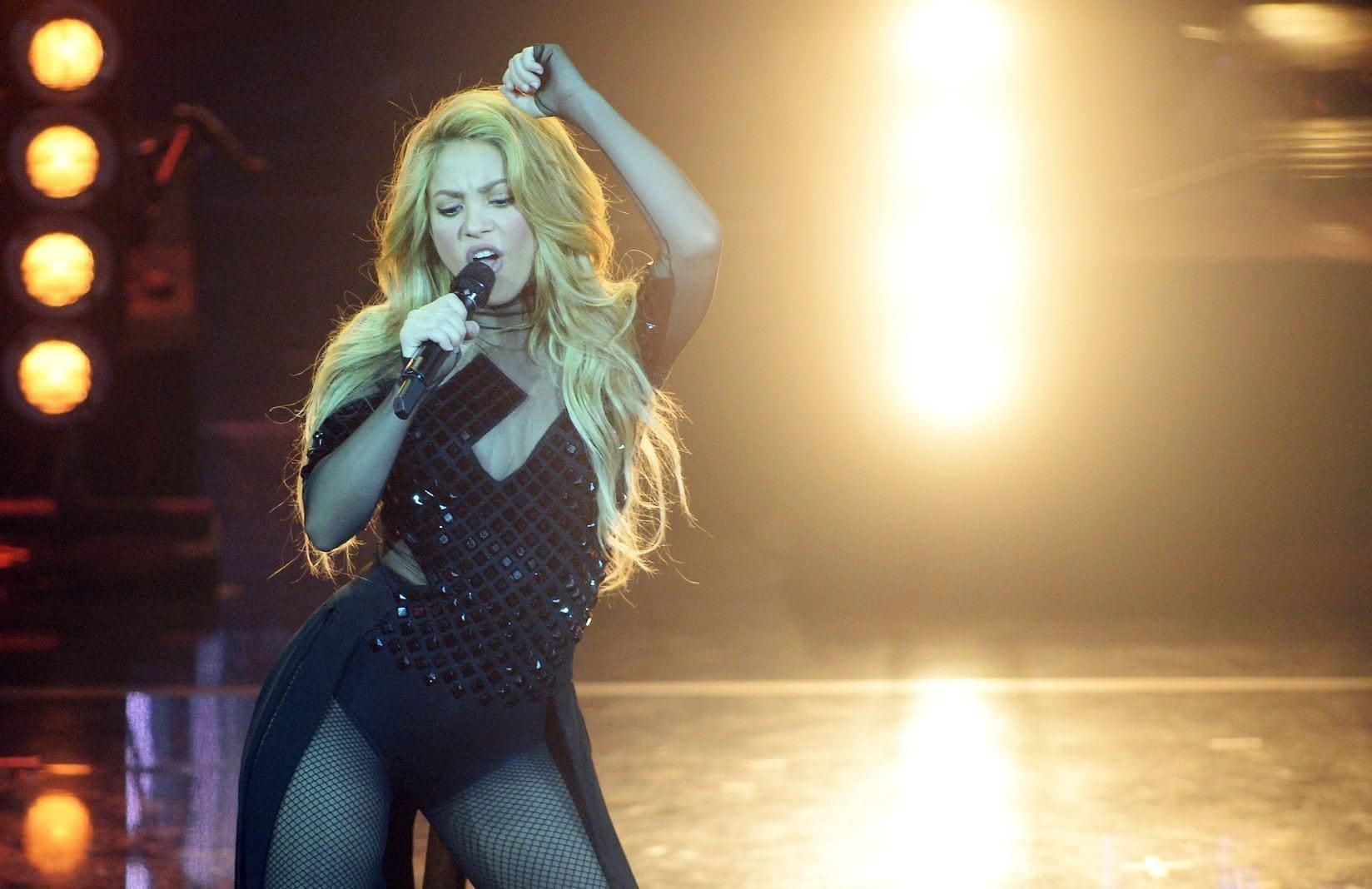 Shakira für BS
