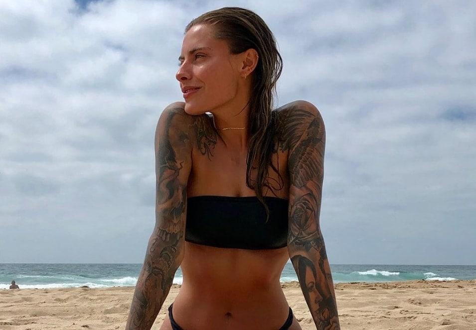 Stars im Bikini: Die schönsten Fotos der deutschen Promi-Frauen