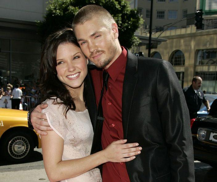 Sophia Bush und Chad Michael Murray