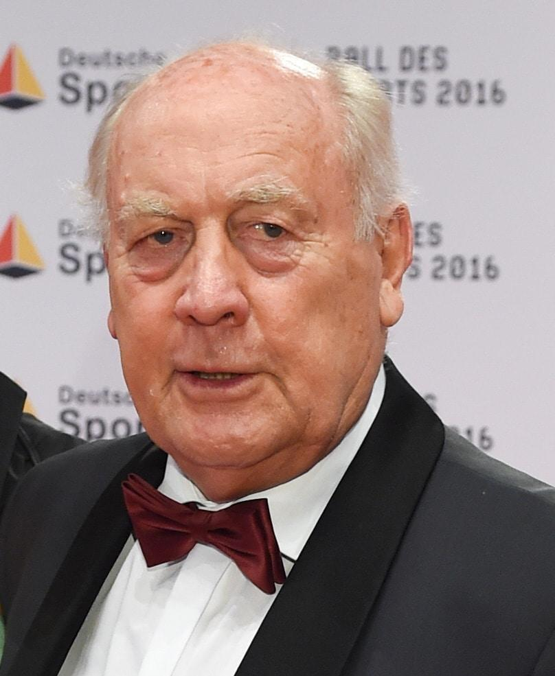 Olympiasieger Willi Holdorf