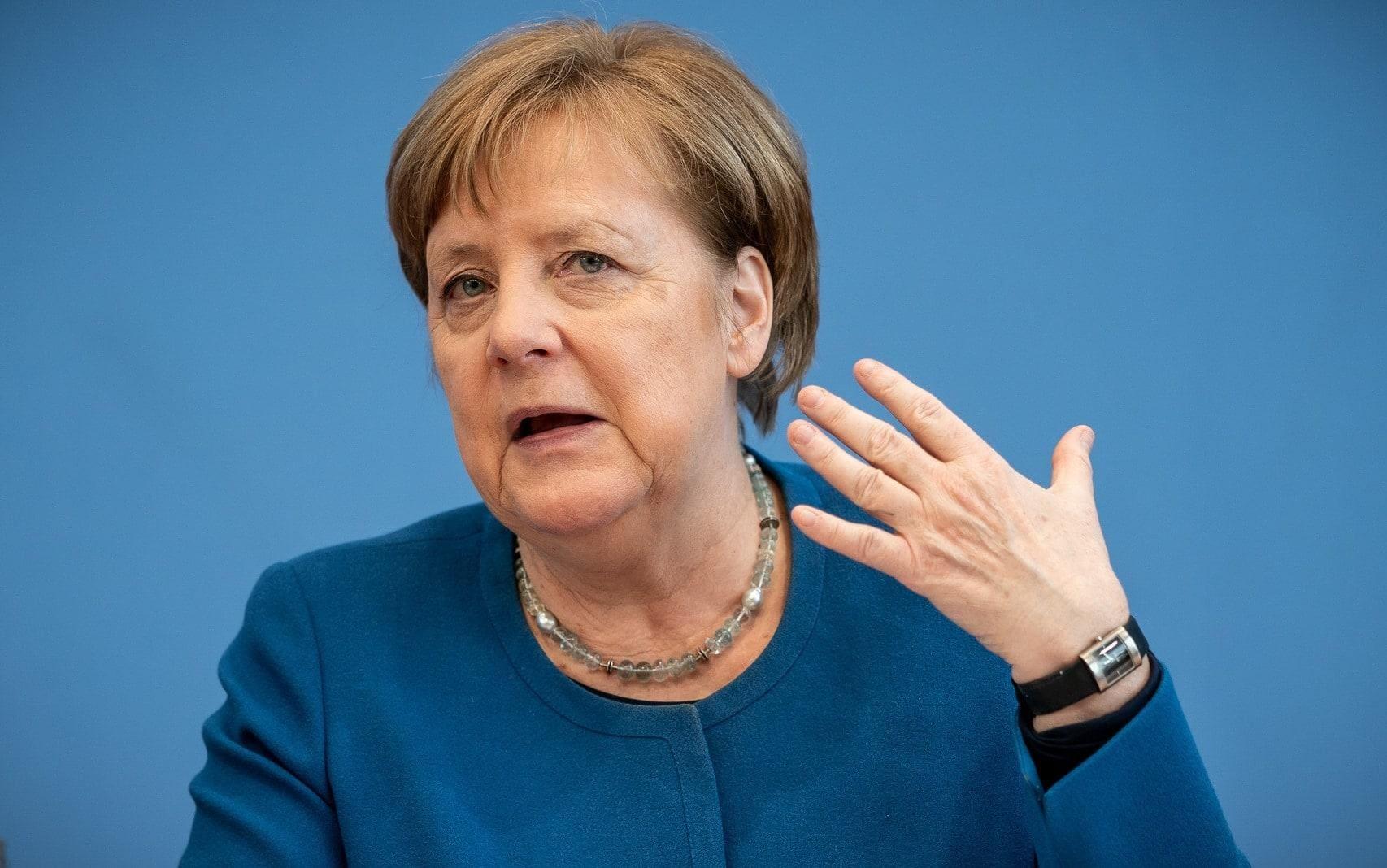 Angela Merkel für BS