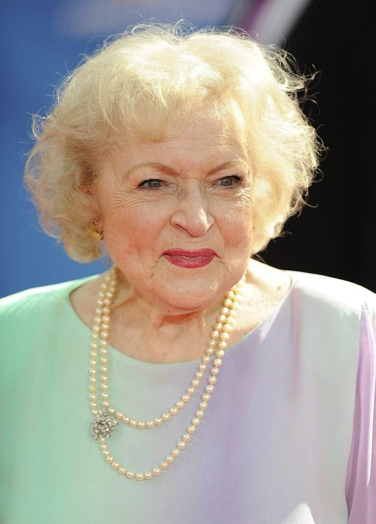 Betty White für BS